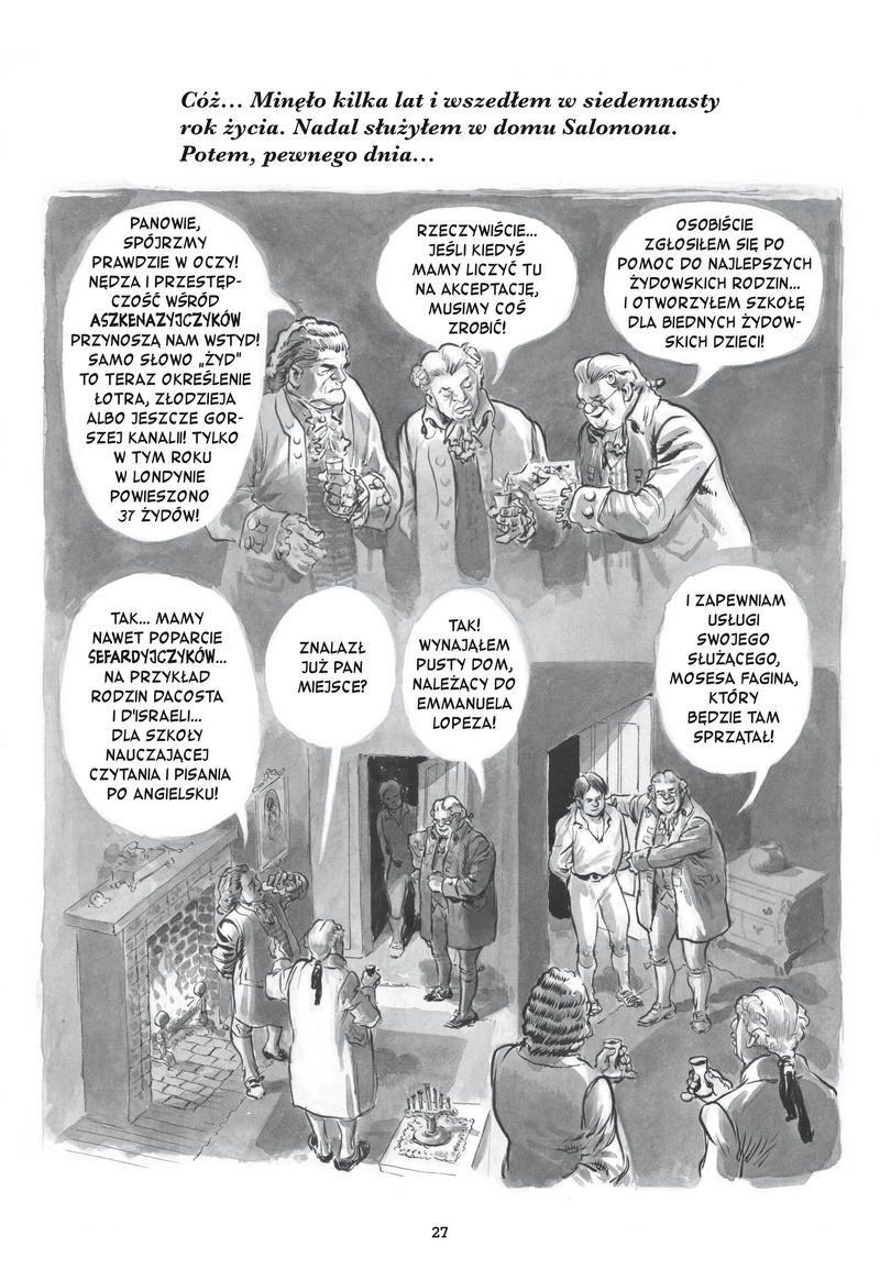 żyd fagin 1
