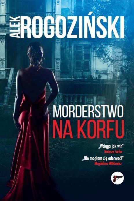 morderstwo na korfu alek rogoziński
