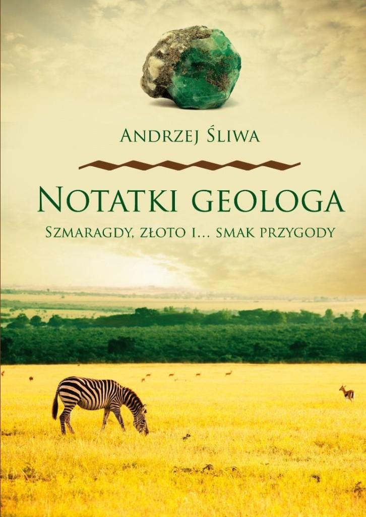 notatki geologa andrzej śliwa