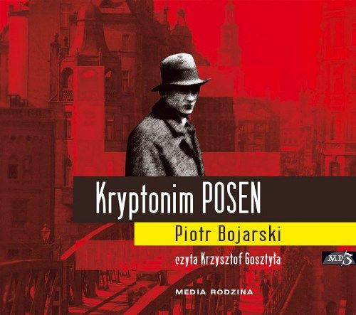 kryptonim-posen piotr bojarki audiobook