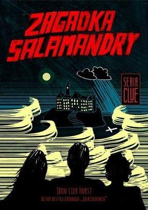 zagadka salamandry jorn lier horst