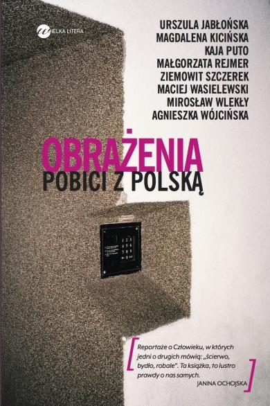 obrażenia pobici z polską Szczerek, Rejmer, Wasielewski, Kicińska, Jabłońska, Wójcińska, Wlekły, Puto