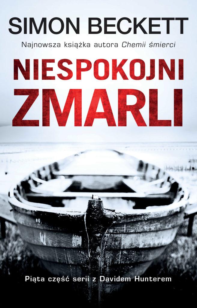 Simon BECKETT_Niespokojni zmarli grzbiet 35_7 mm.indd
